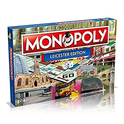 Monopoly 036764 Leicester Board Game