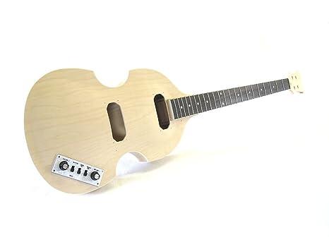 Kit bajo Guitarra Eléctrica ml-factory Violin Bass Guitar/Beatles Bass