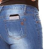 V.I.P.JEANS Women's Extra Stretch, Tight Slim