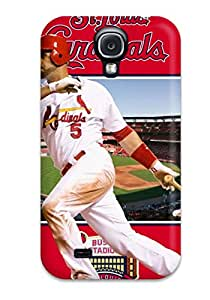 st_ louis cardinals MLB Sports & Colleges best Samsung Galaxy S4 cases