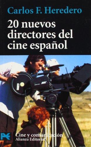 Descargar Libro 20 Nuevos Directores Del Cine Español Carlos F. Heredero