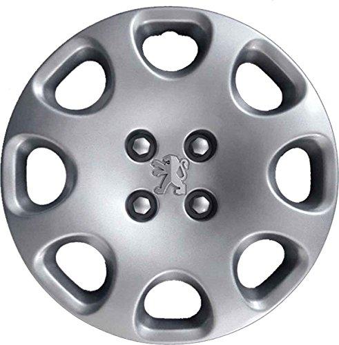 Set de 4 tapacubos de 38,1 cm (15 pulgadas) para ruedas de automóviles: Amazon.es: Coche y moto