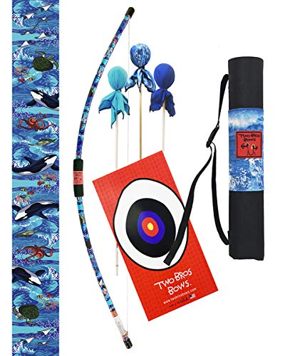 Two Bros Bows Sea Life Archery Combo Set -