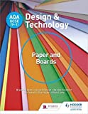 img - for AQA GCSE (9-1) Design and Technology: Paper and Boards book / textbook / text book