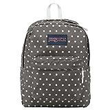 JanSport Backpack Shady Grey/White