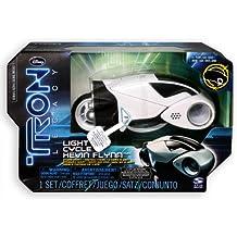 Tron White Light Cycle