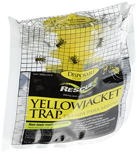 Sterling Rescue Yellowjacket , Meat Bees And Ground Hornets Control Trap (Jacket Yellow Sterling Rescue)