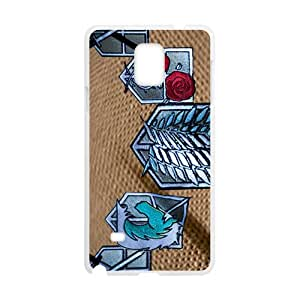 Distinctive window design pattern Cell Phone Case for Samsung Galaxy Note4