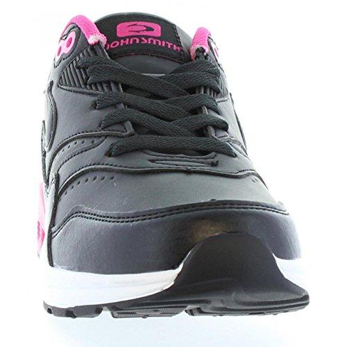 Zapatillas deporte de Mujer JOHN SMITH RISEN L W 16I NEGRO
