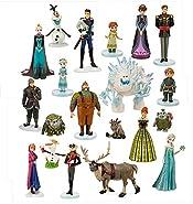 Disney Frozen Mega Figurine Playset
