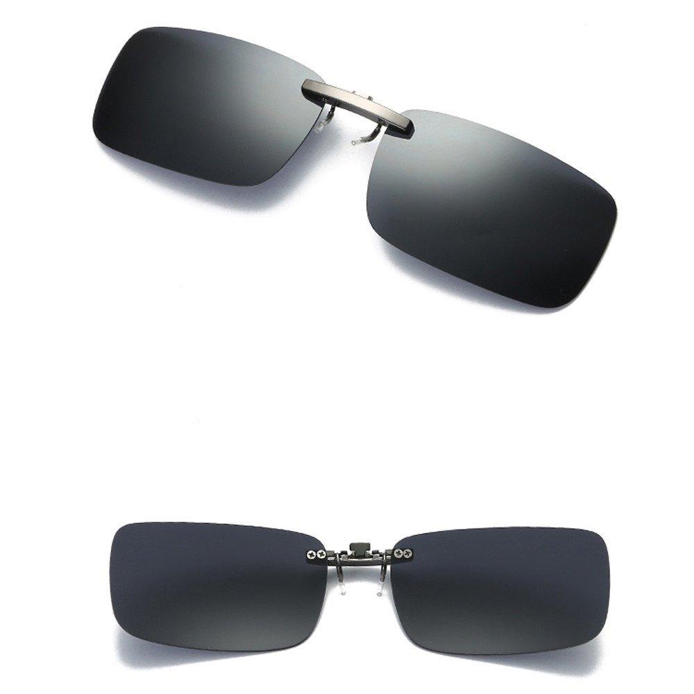 Gafas de Sol para Hombre Cebbay Unisex Marco Clasico Lente polarizada