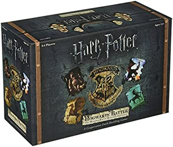 USAopoly Harry Potter: Hogwarts Battle Card Game
