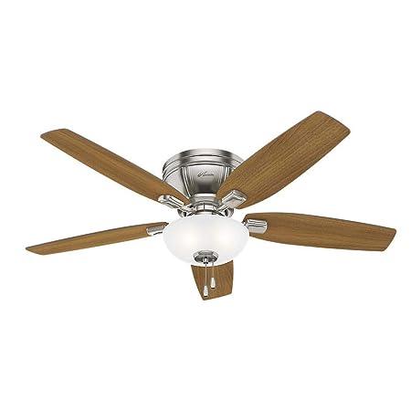 52 Kenbridge Ceiling Fan with Table Lamp Fresh White