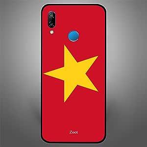 Zoot Vietnam Flag Cover for Huawei Nova 3e