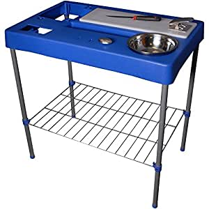Amazon Com Granite River Outdoors Fillet Station Table