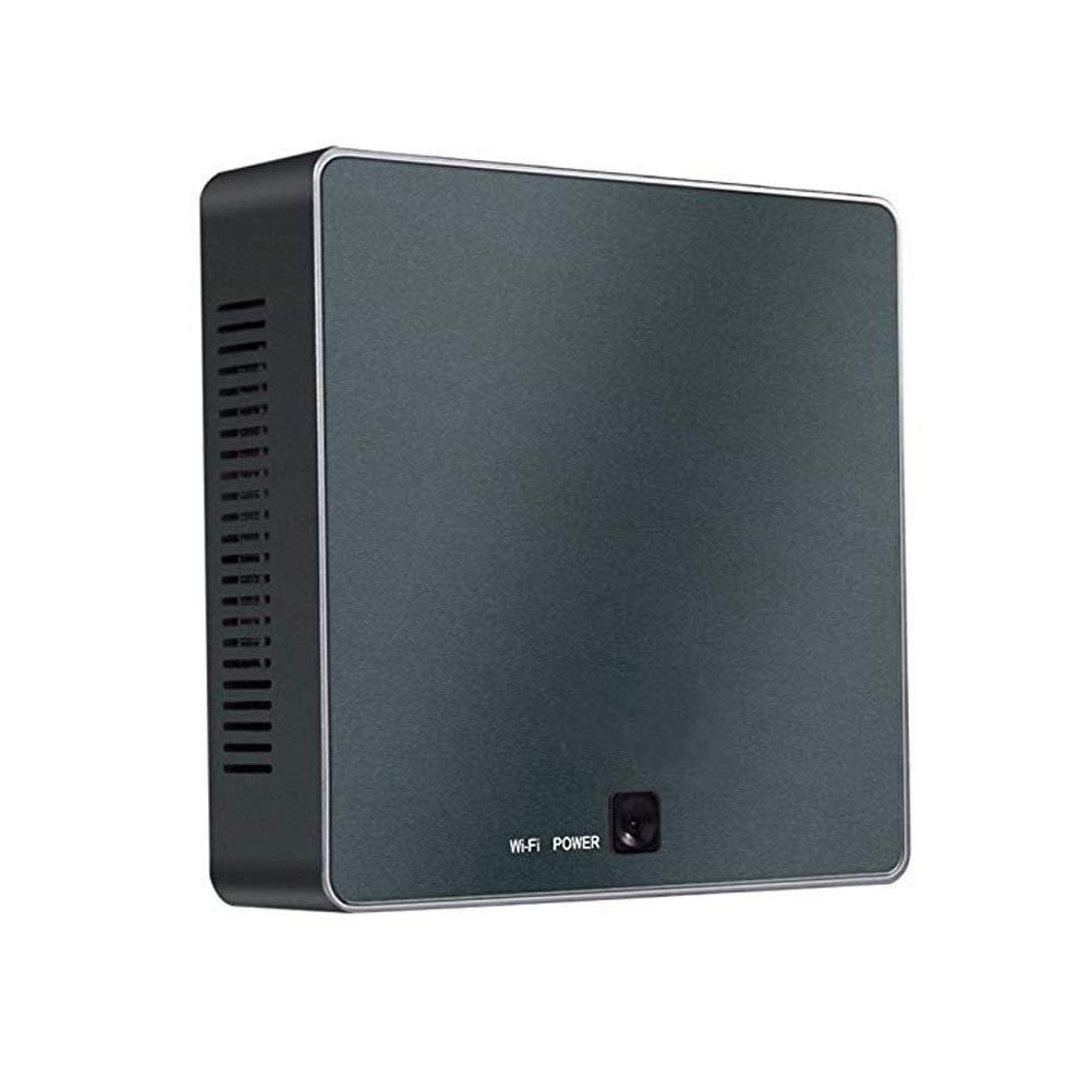 Mini PC Intel Core I7-8550U WiFi Black DDR4 RAM M.2 SSD 2.5 inch HDD Supported Barebone System TSOON T3