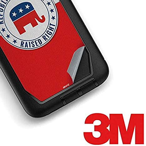 Amazon.com: Skinit Political OtterBox Defender Galaxy S8 Skin - Republican For Life Design - Ultra Thin, Lightweight Vinyl Decal Protection: Cell Phones & ...