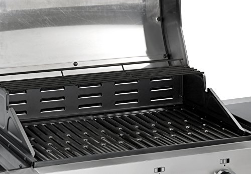 Landmann Gasgrill Kundendienst : Enders gasgrill madison amazon garten