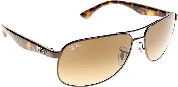 736939ae411 Ray-Ban Sunglasses (RB 3502 014 85 61)  Amazon.co.uk  Clothing