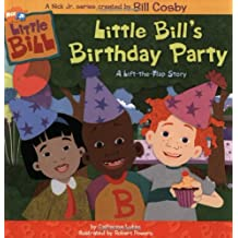 Little Bill's Birthday Party: A Lift-the-Flap Story