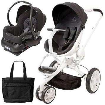 Amazon.com: Quinny Moodd Stroller Travel System Con bolsa y ...