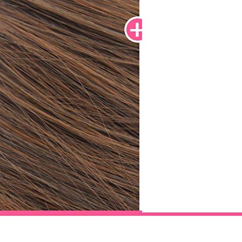 Hot Pink Flapper Wig - 8