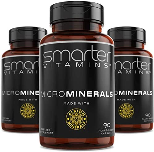 Glycinate Essential Metabolism Supplement Plant Based