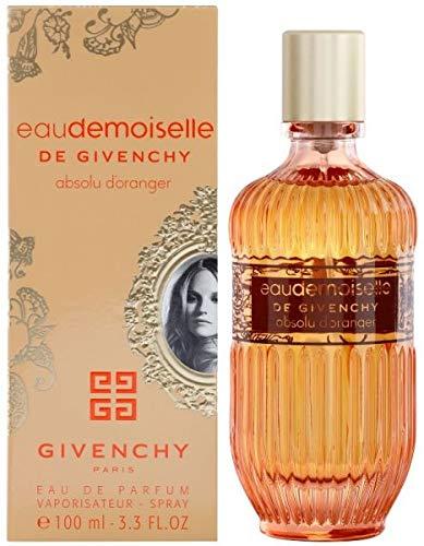 Eau Demoiselle Absolu D'oranger De Givenchy By Eau De Parfum Spray 3.4 Oz