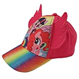 Hasbro Little Girls My Little Pony Character Cotton Baseball Cap, Pink, Age 2-7 (Toddler Girls - Age 2-4 – 51CM)