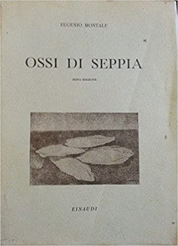 Montale Ossi Di Seppia Download
