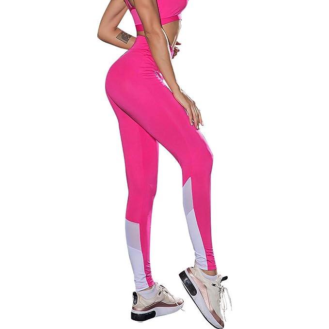 Routinfly Pantaloni da donna Pantalones Deportivos de Secado ...