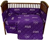 NCAA Kansas State Crib Bedding Collection