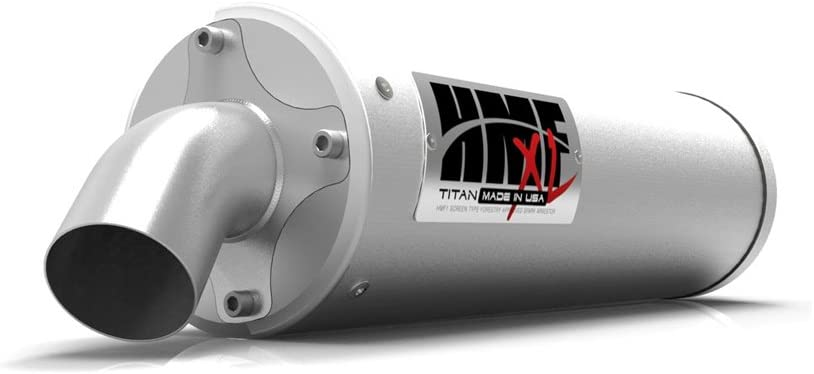 716623637487 HMF Can-Am Maverick Trail 1000 2018-2020 Titan XL Slip On Exhaust