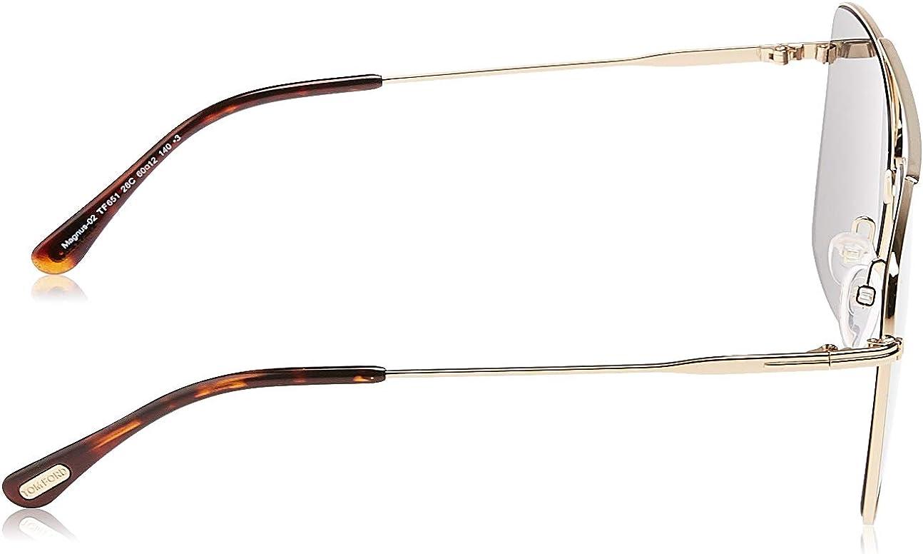 Tom Ford Sonnenbrille Magnus-02 (FT0651) Rosé