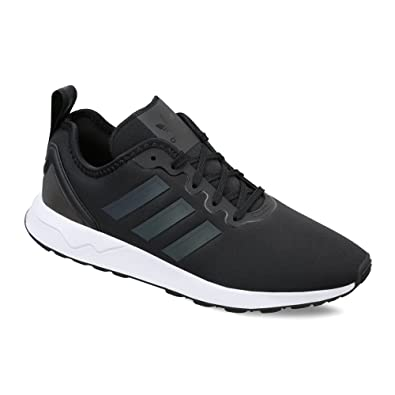 b241dd8b8 adidas Originals Boy s Zx Flux Adv Xeno J Cblack and Reflec Sports Shoes -  3 UK India (35.50 EU)  Buy Online at Low Prices in India - Amazon.in