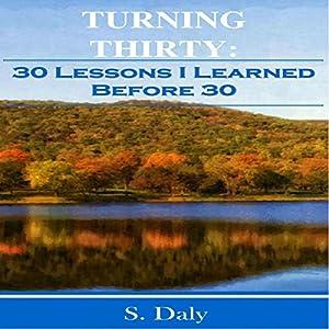 Turning Thirty Audiobook
