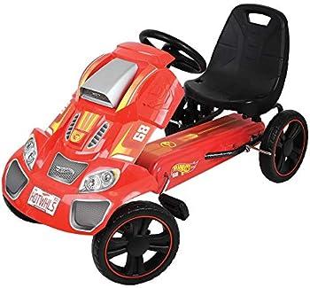 Hot Wheels Speedster Go Kart Ride On