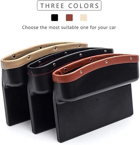 AUTO FAN PU Leather Car Pockets Organizer