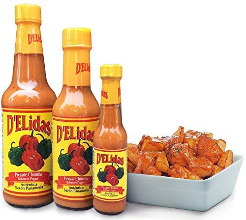 Aji Chombo Hot Sauce Recipe Dandk Organizer