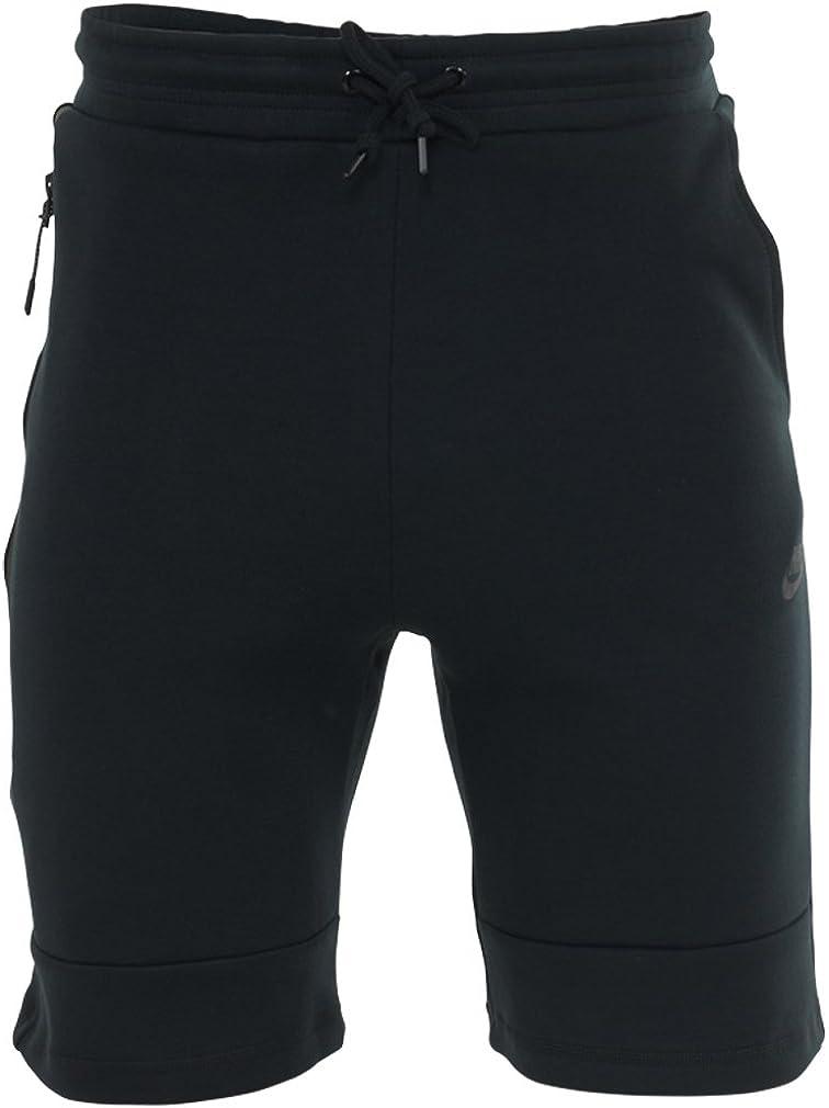 Mens Genuine Nike Lightweight Signature Logo Swoosh Fleece Shorts Size S-XXL