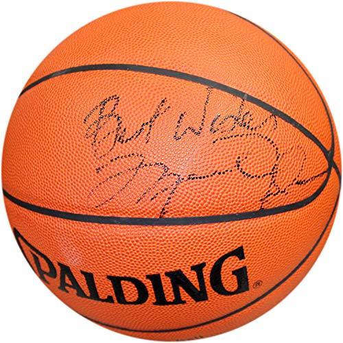 Michael Jordan Autographed Leather Basketball -