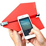 POWERUP 3.0 Smartphone Controlled Paper Airplane kit for Paper Airplanes