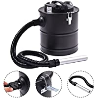 New New 5.3 Gallon 1000W Ash Vacuum Cleaner For Fireplaces Stove BBQ Wet Dry Dust
