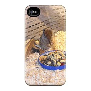 Premium Case For Iphone 4/4s- Eco Package - Retail Packaging - HBSBClP3137qGBAI