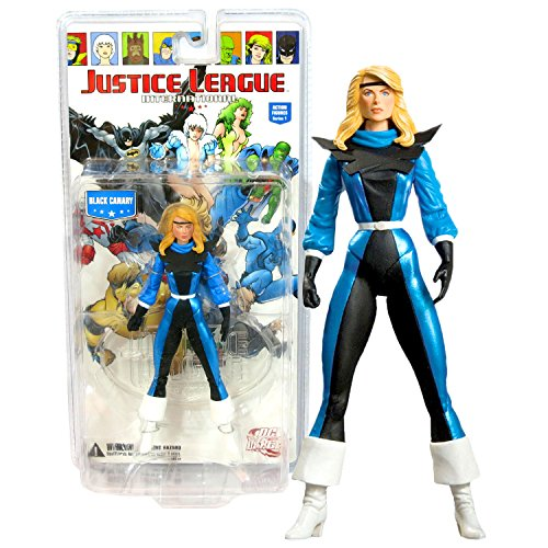 dc direct black canary - 7