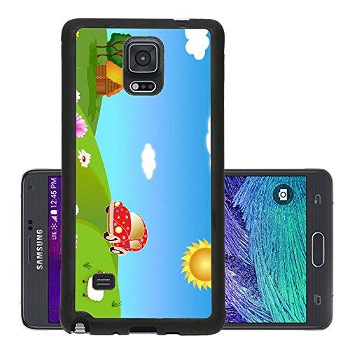 Luxlady Premium Samsung Galaxy Note 4 Aluminum Backplate Bumper Snap Case IMAGE 20395589 Trip to the country
