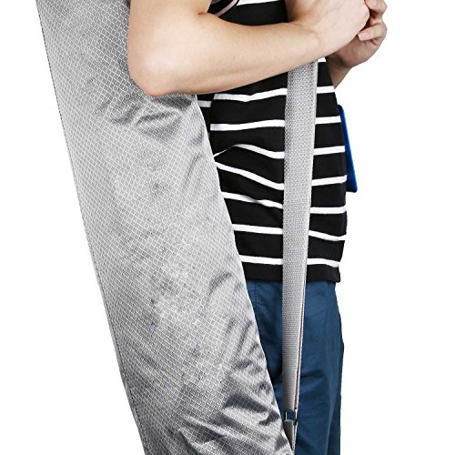 OXA Large Water Proof Yoga Mat Carry Bag with Adjustable Shoulder Strap by OXA (Image #6)