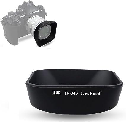 Jjc Gegenlichtblende Für Olympus M Zuiko Digital Kamera
