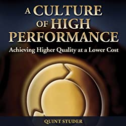 A Culture of High Performance