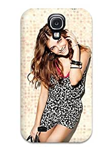 Protective Tpu Case With Fashion Design For Galaxy S4 (barbara Palvin 5)